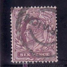 Sellos: GRAN BRETAÑA 114 USADA, ANIVERSARIO DEL ADVENIMIENTO DE EDUARDO VII. Lote 21302354