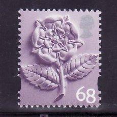 Sellos: GRAN BRETAÑA 2349 SIN CHARNELA, REGIONALES, INGLATERRA, . Lote 20727523