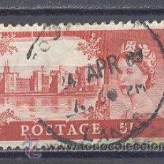 Sellos: GRAN BRETAÑA, 1967, CASTILLOS. Lote 22725779