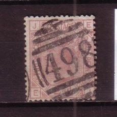 Sellos: GRAN BRETAÑA 56 - AÑO 1875 - REINA VICTORIA. Lote 23941848