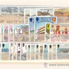 Sellos: GRAN BRETAÑA-MAN 215/44 SIN CHARNELA, AÑO 1983 VALOR CAT 25.40 € +. Lote 33125277