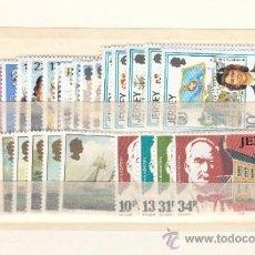 Sellos: GRAN BRETAÑA-JERSEY 336/65 SIN CHARNELA, AÑO 1985 VALOR CAT 36.50 € +. Lote 33125396
