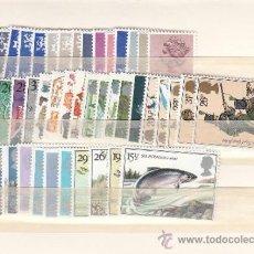 Sellos: GRAN BRETAÑA 1067/112 SIN CHARNELA, AÑO 1983 VALOR CAT 97.25 € +. Lote 33135850