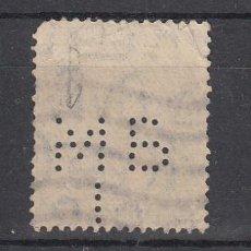 Sellos: ,,PERFORADO .GRAN BRETAÑA M 6 / I SELLO TIPO 1912-22. Lote 35039882