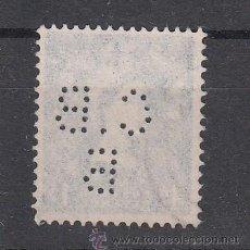 Sellos: ,,PERFORADO .GRAN BRETAÑA C . B / 6 SELLO TIPO 1952-54 . Lote 35068518