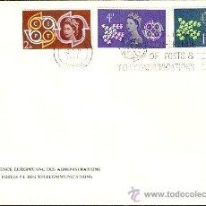 Sellos: CONFERENCIA EUROPEA 1961. Lote 36005073
