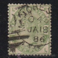 Sellos: GRAN BRETAÑA. YVERT Nº 81 USADO. Lote 36119948