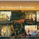 Sellos: GRAN BRETAÑA 2009 PIONEROS DE LA REVOLUCIÓN INDUSTRIAL PACK PRESENTACIÓN SG 2916-23 IT 3115-22. Lote 38264781