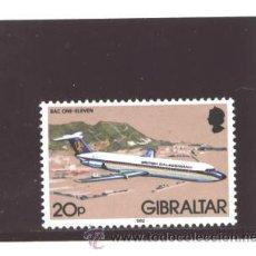 Sellos: GIBRALTAR 1982 - YVERT NRO. 448 - NUEVO . Lote 42622030