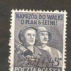 Sellos: LOTE P-SELLOS SELLO POLONIA. Lote 194984522