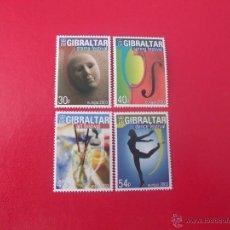 Sellos: GIBRALTAR 2003, YVERT 1033-36, MNH-SC. Lote 47732472