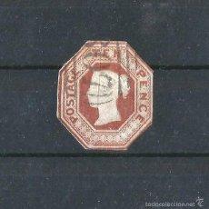 Sellos: GRAN BRETAÑA 1847-54 REINA VICTORIA. Lote 56507416