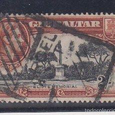 Sellos: GIBRALTAR 111 USADA,. Lote 60387579