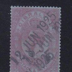 Sellos: GIBRALTAR 82 USADA, JORGE V. Lote 62883108