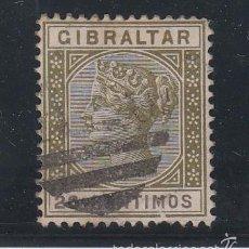 Sellos: GIBRALTAR 30 USADA, VICTORIA. Lote 62885124