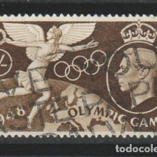 Sellos: LOTE LL SELLOS SELLO GRAN BRETAÑA 1949. Lote 104040871
