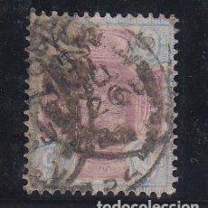 Sellos: GRAN BRETAÑA 115 USADA, ANIVERSARIO DE LA ADHESIÓN DE EDUARDO VII. Lote 69512997