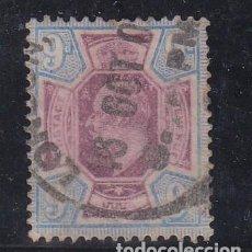 Sellos: GRAN BRETAÑA 115 USADA, ANIVERSARIO DE LA ADHESIÓN DE EDUARDO VII. Lote 69513257