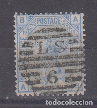 GRAN BRETAÑA 57 USADA, PLANCHA 19, REINA VICTORIA (Sellos - Extranjero - Europa - Gran Bretaña)