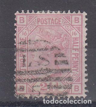GRAN BRETAÑA 56 PLANCHA 16 USADA, REINA VICTORIA (Sellos - Extranjero - Europa - Gran Bretaña)