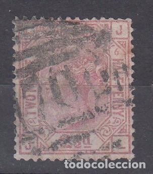 GRAN BRETAÑA 56 PLANCHA 6 USADA, REINA VICTORIA (Sellos - Extranjero - Europa - Gran Bretaña)