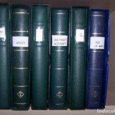 Sellos: COLECCION DE SELLOS DE LAS ISLAS DEL CANAL COMPLETA DE 1969-1996. Lote 72533407