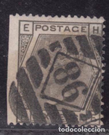GRAN BRETAÑA 52 PLANCHA 14 USADA, VICTORIA (Sellos - Extranjero - Europa - Gran Bretaña)