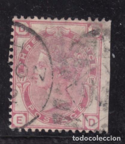 GRAN BRETAÑA 51 PLANCHA 17 USADA, VICTORIA (Sellos - Extranjero - Europa - Gran Bretaña)
