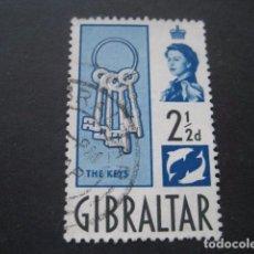 Sellos: SELLO GIBRALTAR. Lote 95089719