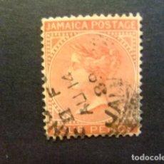 Sellos: JAMAICA 1883 - 96 LA REINE VICTORIA YVERT N 22 FU WMK CROWN CA . Lote 95754643