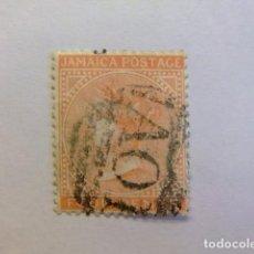 Sellos: JAMAICA 1870 - 72 LA REINE VICTORIA YVERT N 11 FU WMK CROWN CC. Lote 95755383