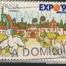 Sellos: LOTE E SELLOS SELLO EXPO 92. Lote 104137092