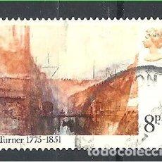 Sellos: YT 749 GRAN BRETAÑA 1974. Lote 147076916