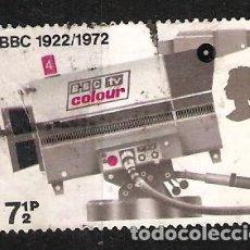 Sellos: YT 667 GRAN BRETAÑA 1972. Lote 179528427