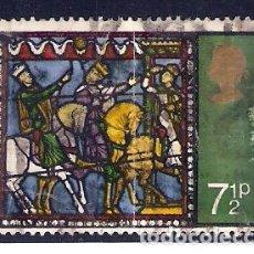 Sellos: YT 645 GRAN BRETAÑA 1971. Lote 179527315