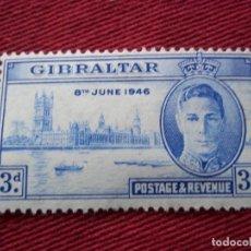 Sellos: SELLOS GIBRALTAR 1946. Lote 103953207