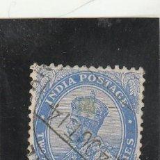 Sellos - INDIA (GB) 1911 - SG NRO. 170 - USADO - 111292767