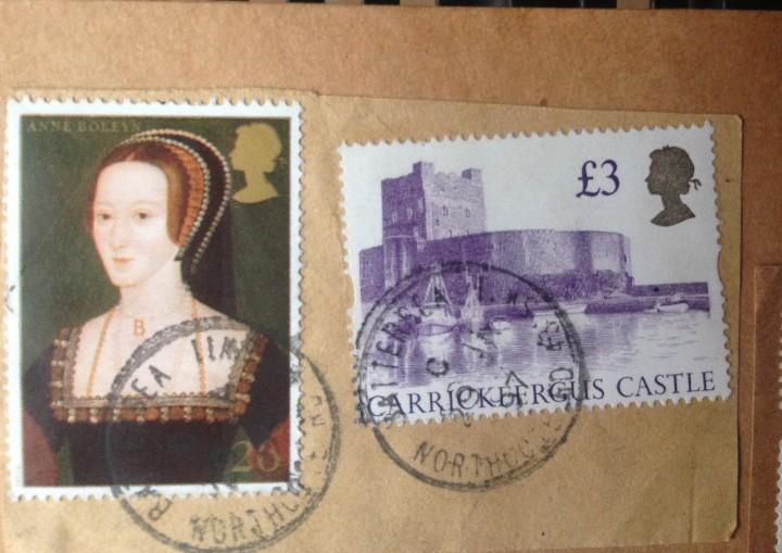Sellos: sellos inglés queen elizabeth II, - Foto 2 - 105917543