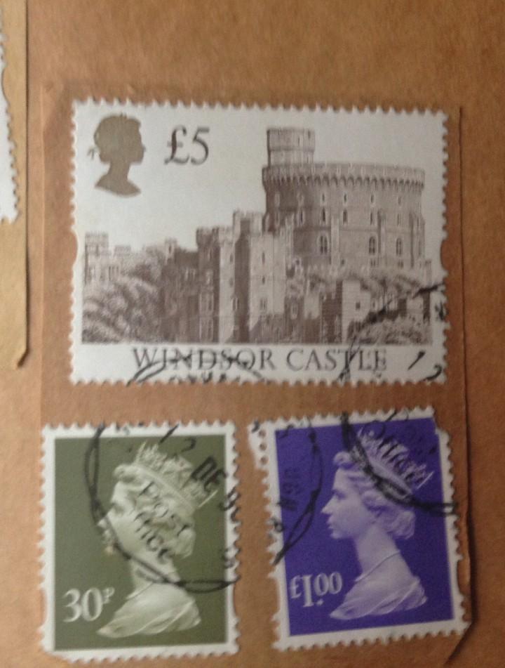 Sellos: sellos inglés queen elizabeth II, - Foto 3 - 105917543