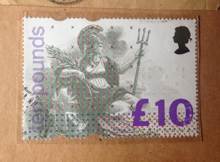 Sellos: sellos inglés queen elizabeth II, - Foto 4 - 105917543