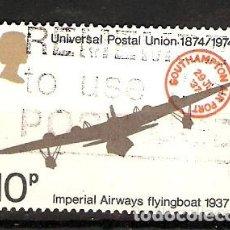 Sellos: YT 728 GRAN BRETAÑA 1974. Lote 147077418
