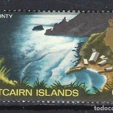 Sellos: PITCAIRN ISLANDS / COLONIA BRITÁNICA -SELLO NUEVO CON CHARNELA. Lote 128569159