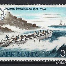 Sellos: PITCAIRN ISLANDS / COLONIA BRITÁNICA -SELLO NUEVO . Lote 128569351
