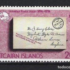 Sellos: PITCAIRN ISLANDS / COLONIA BRITÁNICA -SELLO NUEVO . Lote 128569407