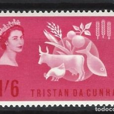 Sellos: TRISTAN DA CUNHA / COLONIA BRITÁNICA -SELLO NUEVO . Lote 128570783