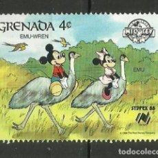 Selos: COLONIAS INGLESAS GRENANA- -SELLO NUEVO. Lote 129436611