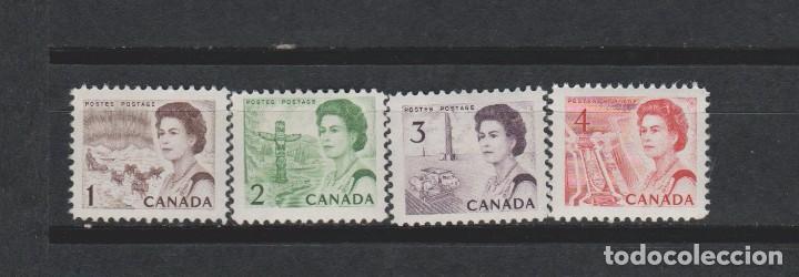 LOTE X SELLOS CANADA NUEVOS (Sellos - Extranjero - Europa - Gran Bretaña)