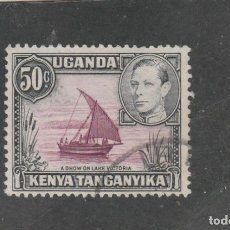 Sellos: KENYA-UGANDA-TANGANYIKA 1938 - SG NRO. 144 - USADO. Lote 140360064