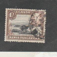 Sellos: KENYA-UGANDA-TANGANYIKA 1938 - SG NRO. 145B - USADO. Lote 140360185