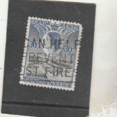 Sellos: KENYA-UGANDA-TANGANYIKA 1954 - SG NRO. 171 - USADO. Lote 140361022